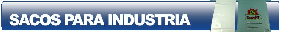 Banner Sacos para industria